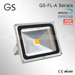 aluminum led housing 120w 100W floodlight meanwell driver led