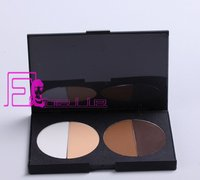 New style promotional customized natural soft makeup face powder