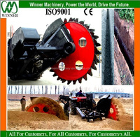 cable laying trenching/ditching machine