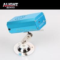 Blue shell 130mW mini laser light show 12v mini laser light