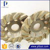 alibaba china supplier vitrified cup diamond grinding wheel