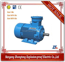 YB3 series explosion proof three phase induction motor with best prices