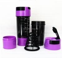 Shaker Cup For Protein Shakes Water Bottle Plastic Protein Shaker Bottles cup botella de agua 600 ml bpa free joyshaker bottle