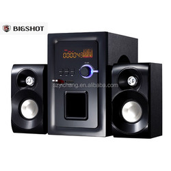 Good quality computer subwoofer surround speaker 2.1channel