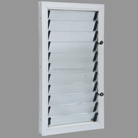 Aluminum Alloy Swing Blind Windows