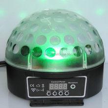 Good quality unique led disco ball light. rgb