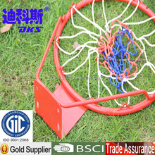 "16"" Solid Steel Basketball Rim/Hoop/Ring with Net Factory Price"