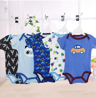 Organique coton bébé vêtements 3 6 9 12 18 24 mois infantile vêtements enfant garçon fille en gros carters bébé body