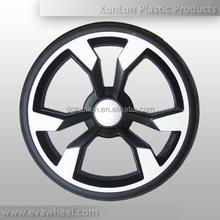 2015 Best Quality New Design Baby Stroller Wheel Baby Carrier Wheel PU Wheel