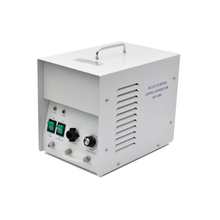 3 G/H corona discharge ozone generator for water, air and oil applications