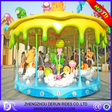China Children park item Carousel Kids Rides for Sale