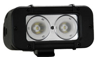 New!Automotive Single row 4x4 driving light bar 20w led