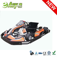 2015 hot 200cc/270cc 4 wheel racing go kart 200cc honda engine with wet clutch with plastic safety bumper pass CE certificate