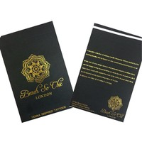 A5 size paper envelope pack for tattoo