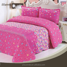 China manufacturer wholesale patchwork baby quilt patterns bedsheet