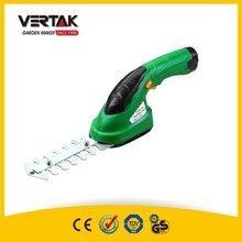 2 hours replied very useful 3.6V 2-in-1 Grass Cutter and Hedge Trimmer