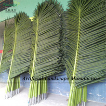 SJCL - 06 Outdoor artificial coconut tree leave / palm tree leave , decorative palm leave
