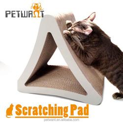 2015 New Products Cat scratcher, corrugated cardboard cat scratcher pet products