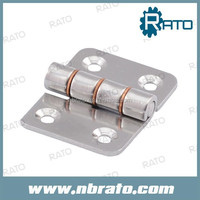 RH-142 Corrosion-Resistant Stainless Steel Surface-Mount resistance hinge