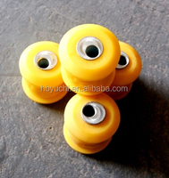 Auto Natural Rubber Rear Leaf Spring Bushing,SUSPENSION BUSHING, Suspension rubber Bushing