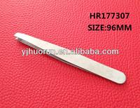 stainless steel big size tweezer