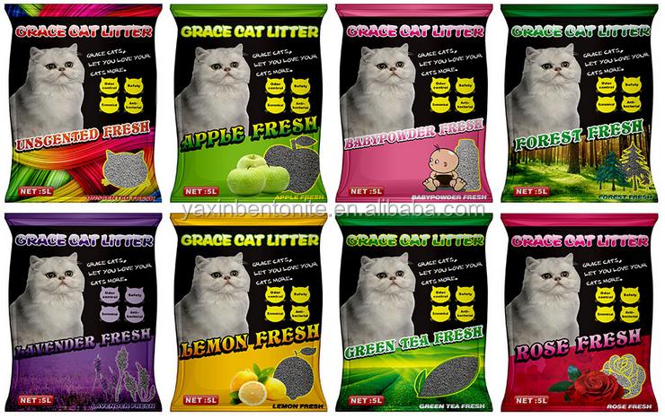 Vrac litière pour chat-Produits de beauté & nettoyage pour