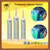 Transparent Silicone Sealant For Glass/Transparent Silicone Tank Sealant