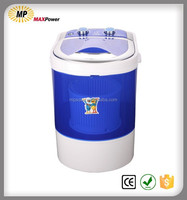 mini single tub washing machine for washing small amounts with promotion price