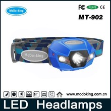 High Lumen Rechargeable Camping LED Head Lanterns Head Lights Headlamp Headtorch