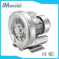 Donggong Energy-Saving 380V 4kw 310mbar aluminium leaf air blower