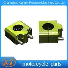 universal cnc aluminum bar clamp riser taper handlebar dirt Bike ATV quad