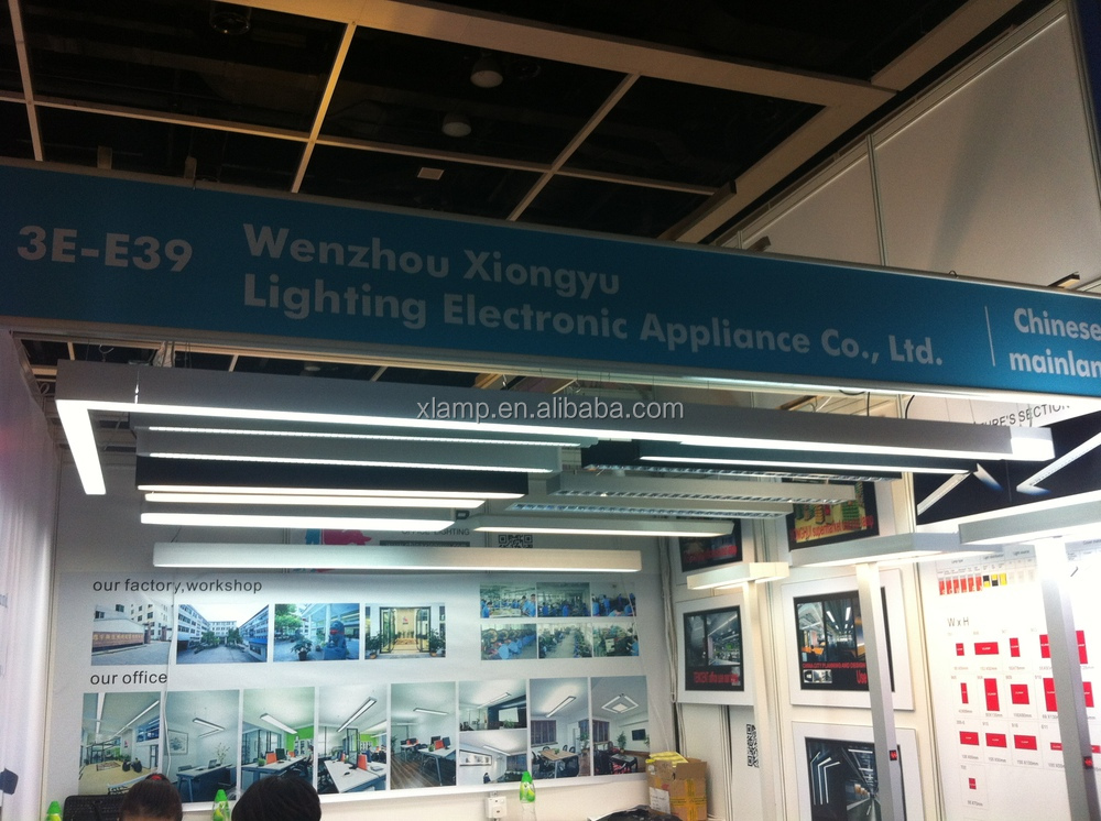 xiongyu2014 중국에서 만든 주도 T5 사무실 램프 펜던트-샹들리에 및 ...