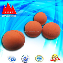 60mm rubber bouncing balls