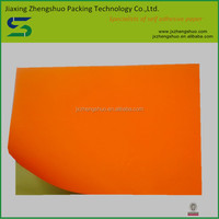 hot sale adhesive color a4 size sticker paper