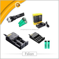 18650 battery Charger Nitecore i4 18650 battery charger/Sysmax i4 battery charger/Intellicharge 18650 charger
