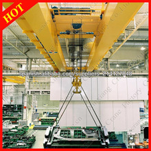 QD modelo industrial puente de viga de la grúa
