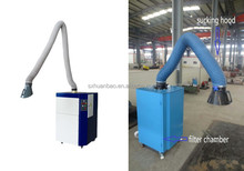 Welding fume extraction system