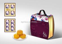 hot sale luxury special design mooncake paper packaging box