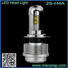 MACAR 2015 2S design new arrival H13 H4 9004 9007 led hi/low conversion kit for headlight