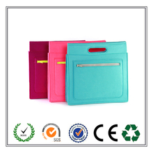 Alibaba Best Sell!!! Exquisite Eco-Friendly Felt Tote Document Bag For Office