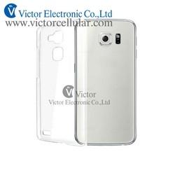 Mobile phone ultra slim TPU cover for samsung S6 edge