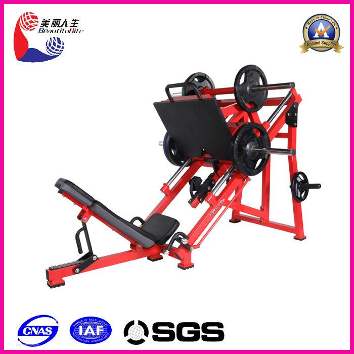 M quina de gimnasio prensa de piernas equipos gimnasio - Fotos de maquinas de gimnasio ...