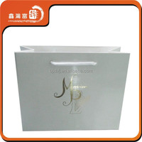 Printing private label gift packaging paper bag accept custom