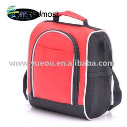 recycle non woven cooler bag with lamination 2015 purple hot selling promotional aluminum cooler bag thermal bag