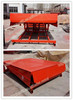 3t-12t Load 2m*2m table fixed hydraulic container dock leveler load ramp