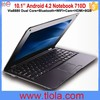 Excellent Quality New Products 10 i710Dnch Laptop with Bluetooth WIFI