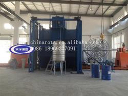 ice bucket 3a-2000 rotomoulding machine cast aluminium rotomolding mould for sales