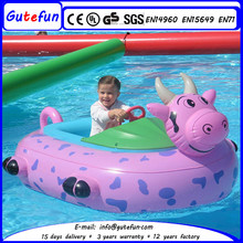 china factory whosale hot sale people running children bumper boat