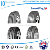 High quality new brand china truck tires 295/75r22.5 11r22.5 with ECE,GCC,ISO,DOT,SMART WAY.