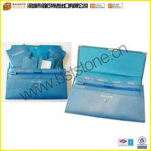 Custom Design Leather Passport Set For Travel, Passport & Card Holder Set